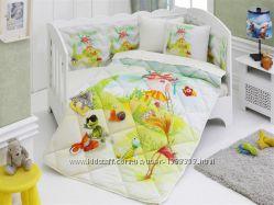 Набор детский в кроватку Турция