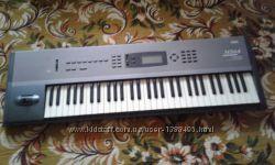 Рабочая станция синтезатор KORG N364