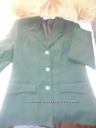 Школьный пиджак новый