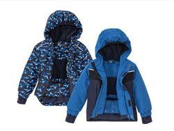 Дитячі термокуртки для хлопчика
