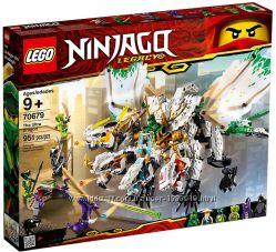Конструктор Лего 70679 LEGO Ninjago Ультра дракон