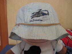 Детская панама, летняя шляпа на мальчика 2-4 года