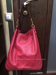 Шикарная большущая сумка кожа MULBERRY Англия оригинал