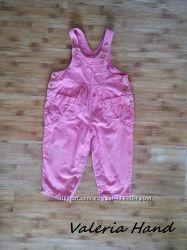 Детский вельветовый комбинезон adams для девочки - возраст 1, 5-2 года