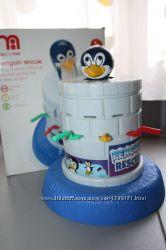 ELC - кто спасет пингвина. Игра для всей семьи.