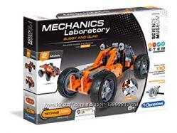 Mechanics laboratory buggy and quad. Clementoni