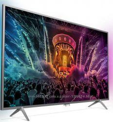 PHILIPS LED 43PUS620112  4K, Smart TV, Wi-Fi, T2 новий.