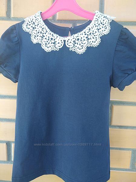 Школьная футболка Smil 122р