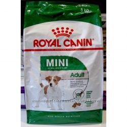 Сухой корм Мини эдалт Mini Adult Royal Canin Роял канин 8 кг