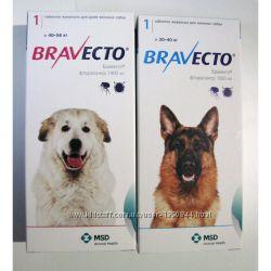 Бравекто Bravecto жевательные таблетки 20-40 кг