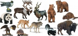 животные фигурки Schleich CollectA Германия Шляйх