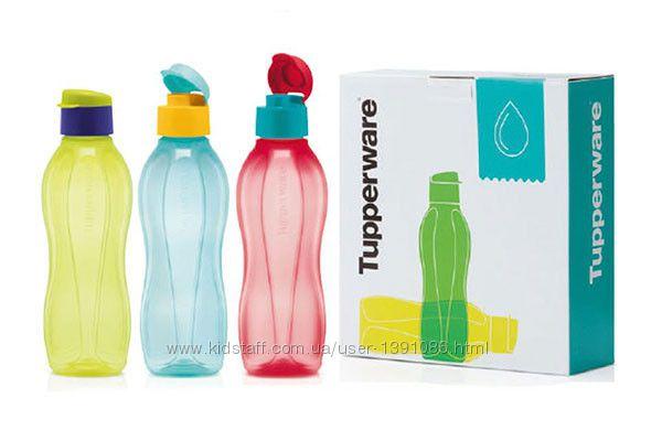 Подарочный набор Эко-бутылок 750 мл, 3 шт
