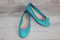 Стильные туфли для девочки Funny