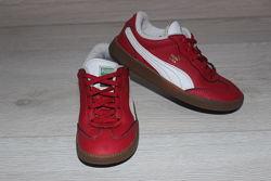Кожаные кроссовки Puma. Оригинал