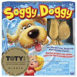 Настольная детская игра Мокрая Собака Spin Master Soggy Doggy оригинал