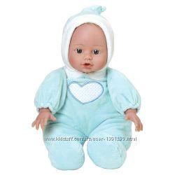 Пупс Адора мягконабивной Adora Cuddle Baby Doll Blue 33 см