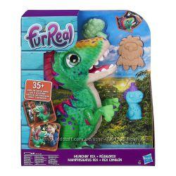Интерактивный динозавр Рекс FurReal Friends Munchin Rex