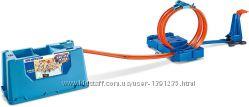 Трек Хот Вилс Hot Wheels Петля 3 в 1 Track Builder Multi Loop Box