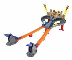 Трек Хот Вилс Безумные гонки Hot Wheels Super Speed Blastway Track Set