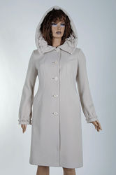 Демисезонное женское пальто ТМ Sergio Cotti