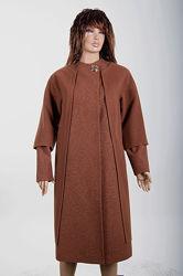Зимнее женское пальто ТМ Sergio Cotti