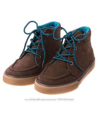 Ботиночки, хайтопы Gymboree