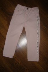 Denim & Co Штаны брюки джинсы для девочки 18-24 мес. 92