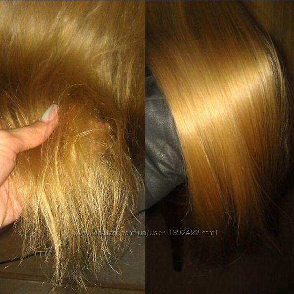 Лечение - Lanza - Кератиновое Восстановление волос - Не выпрямление