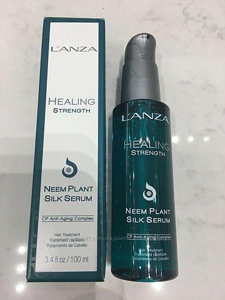Распив Lanza Healing Strength Neem Plant Silk Serum