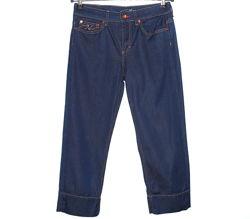 Укороченные джинсы tommy hilfiger, р.28