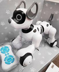 Робот собака на русском языке.