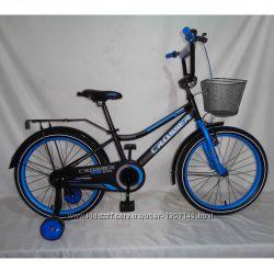 Кросер Рокі 12, 14, 16, 18, 20 велосипед дитячий двоколісний Crosser Rocky