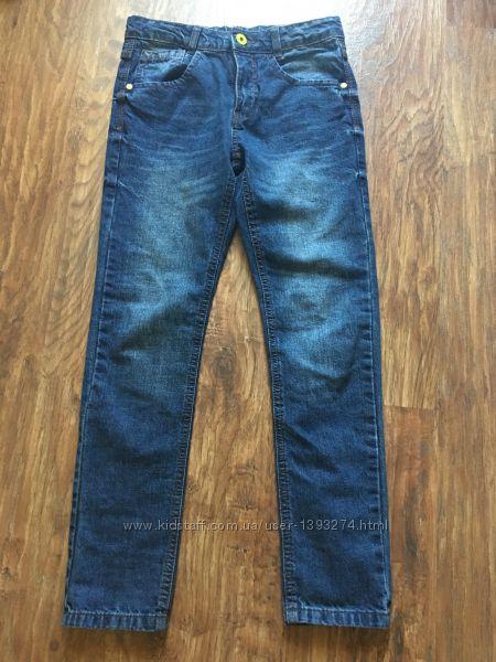 Джинси джинсы Yigga на 11-12 років