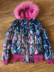 Куртка Desigual на 11-12 років
