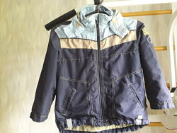 Ветровка, куртка  на 116-128, 5-6-7 лет