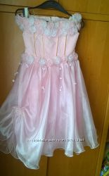 Шикарное платье на выпускной, утренник, торжество