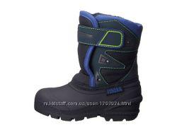 a18061cf Зимние сапожки с огоньками канадского бренда Tundra Boots, р. EUR 20 US 5