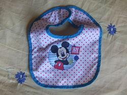 Слюнявчик Disney Микки Маус Mickey Mouse