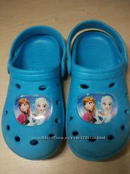 Аквашузы  Disney Анна и Эльза