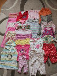 Пакет вещей на девочку 1. 5-2года