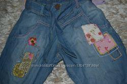 Милые джинсики для девочки от Некст