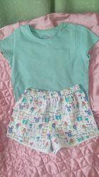 Пижамка для девочки фирменная, от Некст