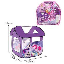 Детская игровая палатка домик М 37808009N My Little Pony Май литтл пони