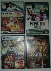 Игры для пк pc dvd