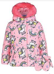 Куртки George для дівчаток. Пуховик Gymboree. Розпродаж