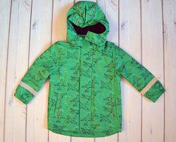 Куртка дождевик на флисе для мальчика Topolino