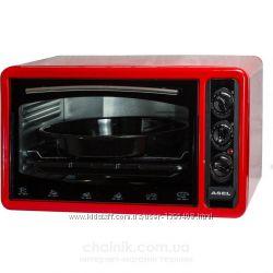 Духовка Asel AF-0123 red 40 л