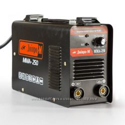 Сварочный аппарат инверторный ДНІПРО-М ММА-250 B