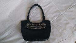Оригинальная женская сумка из натуральной кожи debenhams