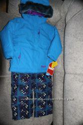 Зимний костюм MARKER США размер 4 с системой роста, идеальное состояние